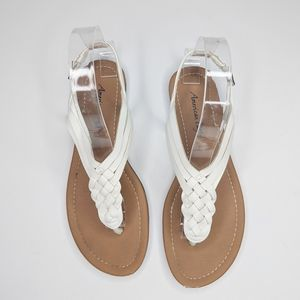 American eagle braided sandals
